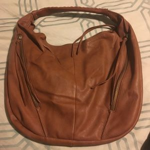 Vachetta colored brown Express bag.